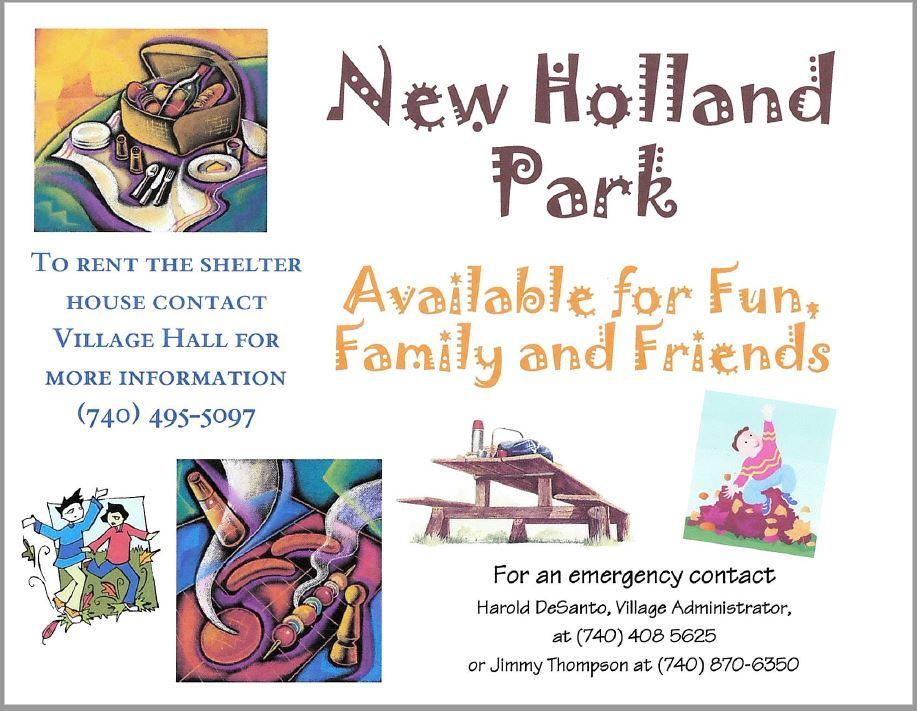 New Holland Park